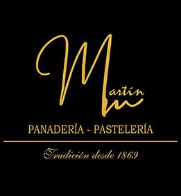 Logo Panadería Martín